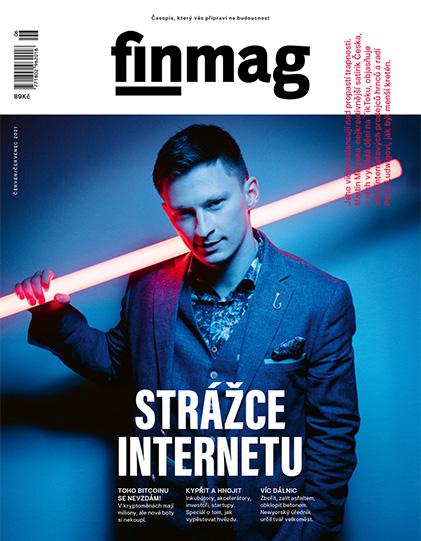 Předplatné časopisu Finmag